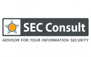 Logo Sec-Consult – Information Security